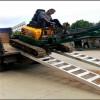 大象牌3.2米轮履式机械专用挖机铝梯