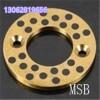 耐磨損高精度  JTW銅基鑲嵌自潤滑墊片
