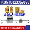 重庆食用油灌装生产线,食用油灌装机厂家