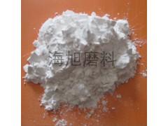 海旭磨料厂家直销抛光研磨用W10白刚玉微粉 (7-10um)