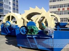 时产50吨洗沙机设备多少钱一台WYL84
