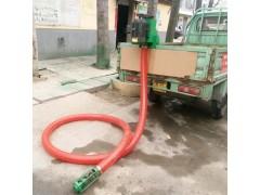 家用粮食抽粮机 山轮车安装简单装卸粮食吸粮机长短厂家可定做