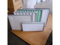 净化车间板式初效过滤器复合网 G4初效过滤器 板式初效过滤器