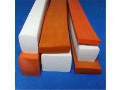 硅胶耐高温方形发泡密封条