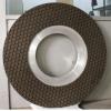陶瓷、單晶硅、磁性材料雙端面精密磨削砂輪