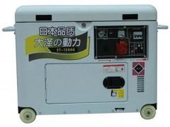 大澤8千瓦柴油發電機推薦理由?