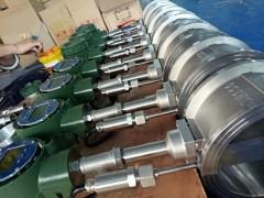 多路DCS系統蒸汽流量計,溫度壓力補償