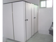 公共洗手間隔斷