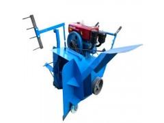 佳潤機械柴油自走拌料機食用菌拌料機木屑棉籽殼攪拌機8匹柴油機