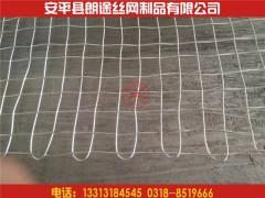 礦用金屬安全錨網編織金屬網鋼絲網