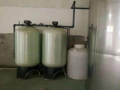 四川钠离子交换器—四川锅炉水处理钠离子交换器