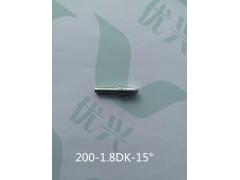 200-1.8DK-15°马达转子焊锡机烙铁头