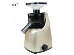 四川天下帅乡小型干湿两用米浆米粉机电动石磨豆浆机