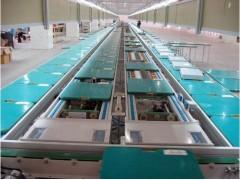 深圳家電倍速鏈總裝線廠家直銷