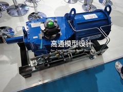 蘇州高通模型 發動機模型