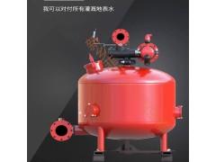 供应农业节水灌溉钢制砂石过滤器