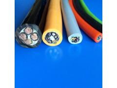 TPU耐腐蝕聚氨酯拖鏈電纜