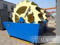 日产2000吨的洗沙子机器价格FRR88