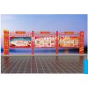 江苏文化景区广告灯箱生产 辽宁古艺灯箱出厂价格 天津宣传栏