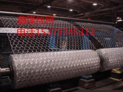 安平现货供应石笼网 格宾网 雷诺护垫铅丝笼厂家