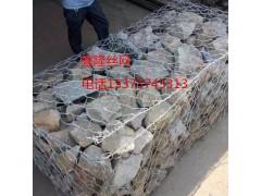 云南石笼网景洪厂家镀锌格宾网 护脚铅丝笼 堤坡雷诺防护网