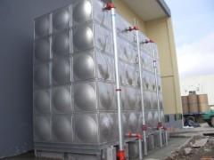 山西晋城不锈钢水箱