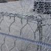 批發雷諾護墊  包塑石籠網 鍍鋅格賓網報價 護腳鉛絲籠價格