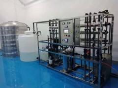 反渗透纯水设备|嘉善涂装行业纯水设备|水处理设备