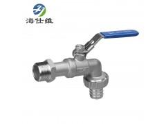 海仕维水龙头 1/2寸精密铸造 不锈钢水管阀/水龙头