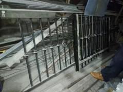 成都温江楼顶铁艺栏杆