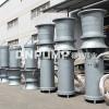 供应天津德能泵业简易ZLB轴流泵分类及产品规格