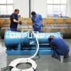供應天津德能泵業斜坡地勢用雪橇式潛水軸流泵更好