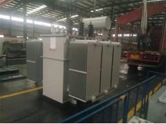 广西三相油浸式变压器S11-12现货