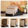 雙面木地板展示架尺寸規格可定制