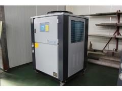 防止砂磨機設備過熱高溫的砂磨機冰水機組