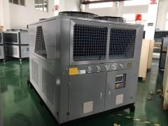 防止開煉機設備發熱高溫的開煉機冷凍機組