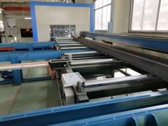 球扁鋼切割機器人 型鋼切割生產線 新型船舶造修設備