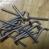 316L精密毛細管 不銹鋼無縫管切斷 磨尖縮口折彎U型管