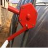 厂家直销温室大棚专用侧面卷膜器 韩式卷膜器