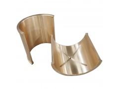 連桿軸瓦軋鋼機用銅軸瓦 襯瓦錫青銅 ZQSn10-1材質