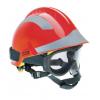 MSA梅思安CCCF認證消防救援戰斗頭盔消防員頭部防護
