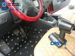 深圳汽車三維掃描抄數服務,汽車腳墊逆向三維掃描儀