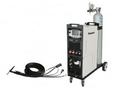 松下焊機正品數字脈沖直流氬弧焊機YC-400BW