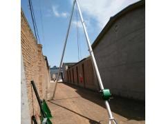 貴陽市8-12米線桿起立工具鋁合金拔桿經銷商