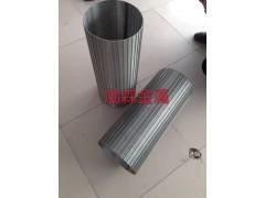 V型不锈钢绕丝焊接滤管