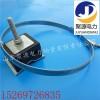 ADSS光缆引下夹具镂空钢带型引下线夹