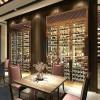 赣州不锈钢酒柜客厅餐厅置物柜定做厂家