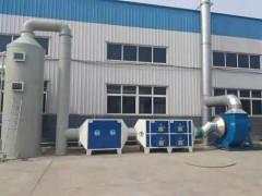 等離子除臭設備 惡臭氣體收集處理設備性價比高