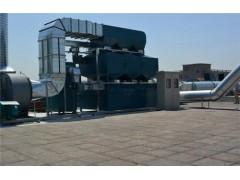 催化燃燒設備的特點及工作原理
