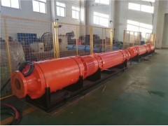 礦用潛水泵_雙吸式_單吸式